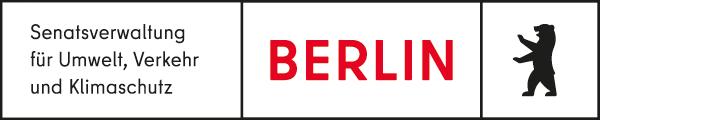 Logo Senatsverwaltung für Umwelt, Verkehr und Klimaschutz Berlin